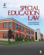 Special Education Law 4th edition 9781412967716 1412967716