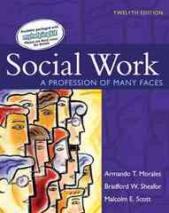 Social Work 12th edition 9780205636839 0205636837