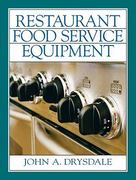 Restaurant and Food Service Equipment 1st edition 9780135017883 0135017882