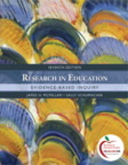 Research in Education 7th Edition 9780133846416 0133846415