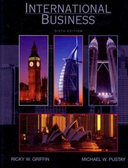 International Business 6th edition 9780137153732 0137153732