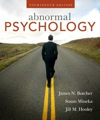 Abnormal Psychology 14th edition 9780205594955 0205594956