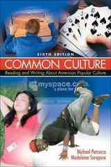 Common Culture 6th edition 9780205645770 0205645771
