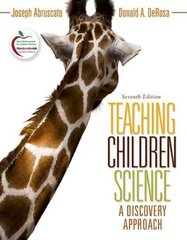 Teaching Children Science 7th edition 9780137156771 0137156774
