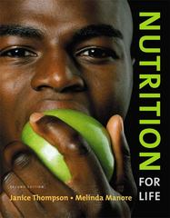 Nutrition for Life 2nd edition 9780321570840 0321570847