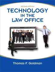 Technology in the Law Office 2nd edition 9780135056820 0135056829