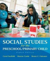 Social Studies for the Preschool/Primary Child 8th edition 9780137152841 0137152841