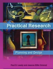 Practical Research 9th Edition 9780137152421 0137152426