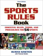 The Sports Rules Book 3rd edition 9780736076326 0736076328
