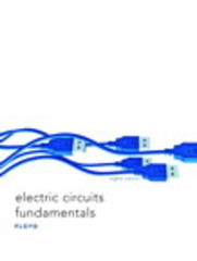 Electric Circuits Fundamentals 8th Edition 9780135072936 013507293X