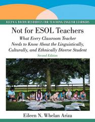 Not for ESOL Teachers 2nd edition 9780137154555 0137154550