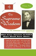 The Supreme Wisdom - Solution to the so-called NEGROES Problem VOL. 1 0 9781884855917 1884855911