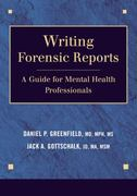 Writing Forensic Reports 1st Edition 9780826121585 0826121586
