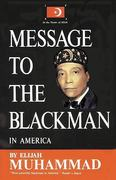 Message to the Blackman in America 0 9781884855702 1884855709