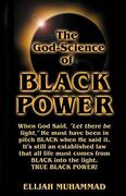 The God-Science of Black Power 0 9781884855948 1884855946