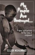 My People Are Destroyed 0 9781884855849 1884855849