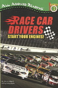 Race Car Drivers: Start Your Engines! 0 9780448451893 0448451891