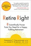 Retire Right 0 9781583333464 1583333460