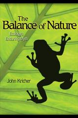 The Balance of Nature 1st Edition 9780691138985 0691138982