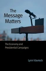 The Message Matters 1st Edition 9781400830480 1400830486