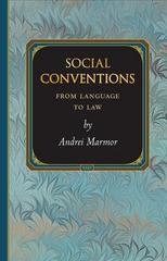 Social Conventions 0 9780691140902 0691140901