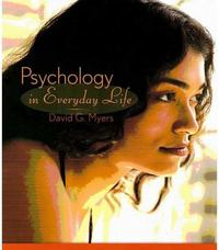 Psychology in Everyday Life 1st edition 9781429207898 1429207892