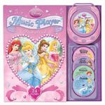 Disney Princess Music Player Storybook 0 9780794418878 0794418872