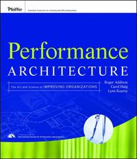 Performance Architecture 1st edition 9780470195680 0470195681