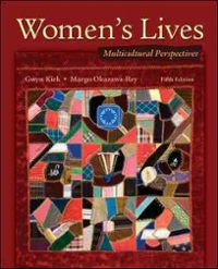 Women's Lives 5th Edition 9780073512303 0073512303