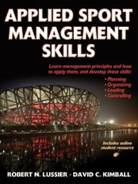 Applied Sport Management Skills 1st edition 9780736074353 073607435X