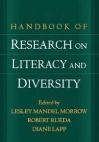 Handbook of Research on Literacy and Diversity 0 9781606232460 1606232460