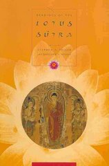 Readings of the Lotus Sutra 1st Edition 9780231142892 0231142897