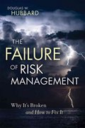 The Failure of Risk Management 1st edition 9780470387955 0470387955