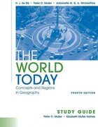 The World Today, Study Guide 4th edition 9780470472002 0470472006