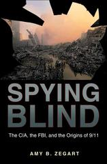 Spying Blind 1st Edition 9780691141039 0691141037