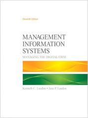 Management Information Systems 11th edition 9780136078463 013607846X