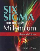 Six Sigma for the New Millennium 2nd Edition 9780873897495 0873897498