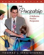 The Principalship 6th Edition 9780205578580 0205578586