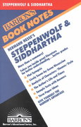 Hermann Hesse's Steppenwolf and Siddhartha 0 9780764191244 0764191241