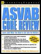 ASVAB Core Review 2nd edition 9781576854792 1576854795