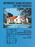 Authentic Small Houses of the Twenties 1st Edition 9780486254067 0486254062