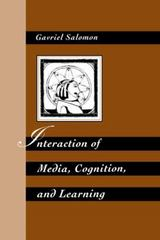 Interaction of Media, Cognition, and Learning 0 9781136483233 1136483233