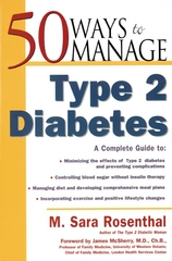 50 Ways to Manage Type 2 Diabetes 1st edition 9780737305401 0737305401