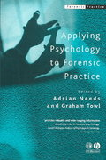 Applying Psychology to Forensic Practice 1st edition 9781405105422 1405105429