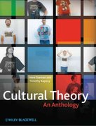 Cultural Theory 1st Edition 9781405180825 140518082X