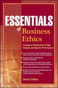 Essentials of Business Ethics 1st edition 9780470442562 0470442565