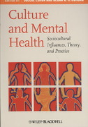 Culture and Mental Health 1st Edition 9781405169820 1405169826