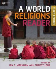 A World Religions Reader 3rd Edition 9781405171090 140517109X