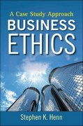 Business Ethics 1st edition 9780470450673 0470450673