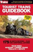Tourist Trains Guidebook 2nd edition 9780871162731 0871162733